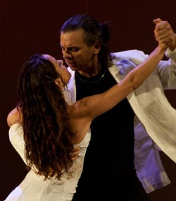 Workshops Angel & Claudia with Tango Argentino Amsterdam