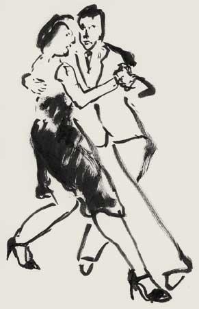Inlooplessen Tango Amsterdam
