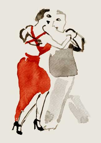 Tango courses - Amsterdam Tango