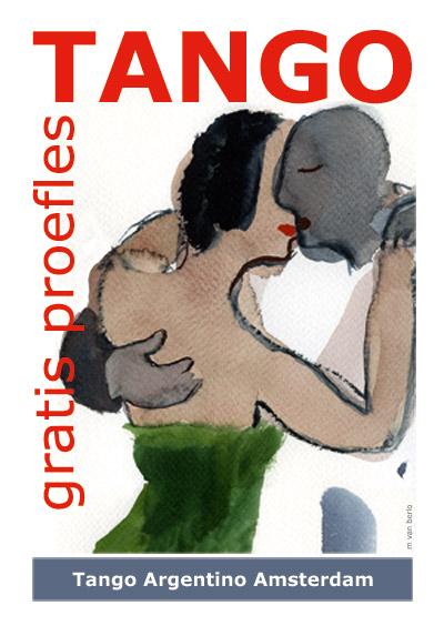 flyer tango proefles